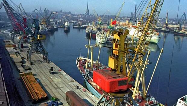 Китай может скупить деградирующие порты Прибалтики