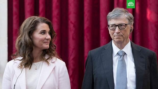СМИ: Мелинда Гейтс могла подать на развод из-за дружбы мужа с Эпштейном