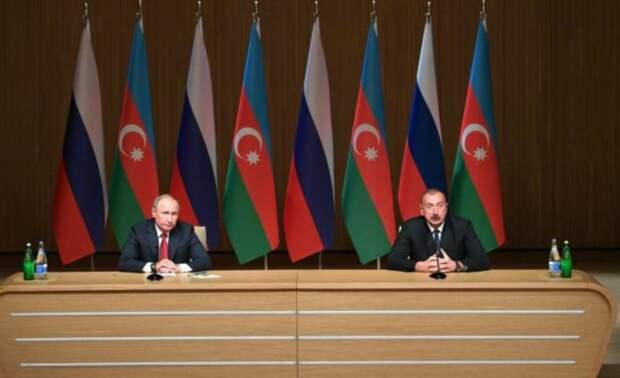 В РФ пригрозили жестким ответом Азербайджану за оскорбление русских