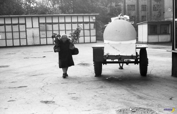 История легендарной бочки для пива и кваса