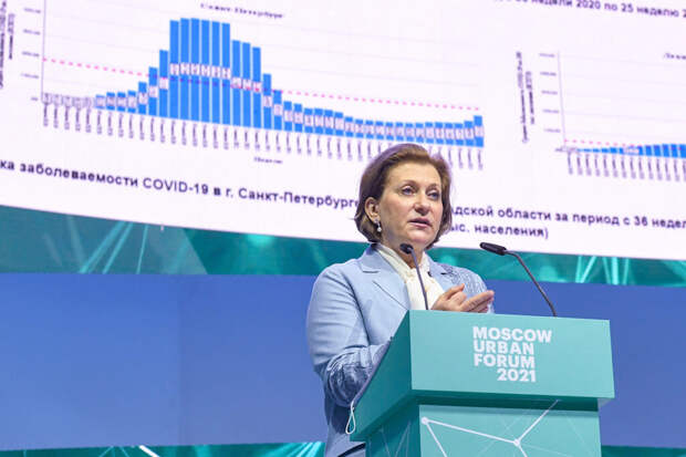 Попова назвала неожиданную цель вакцинации от COVID-19 в России