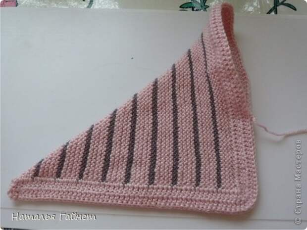 Суперпростые тапочки-носочки для начинающих фей!