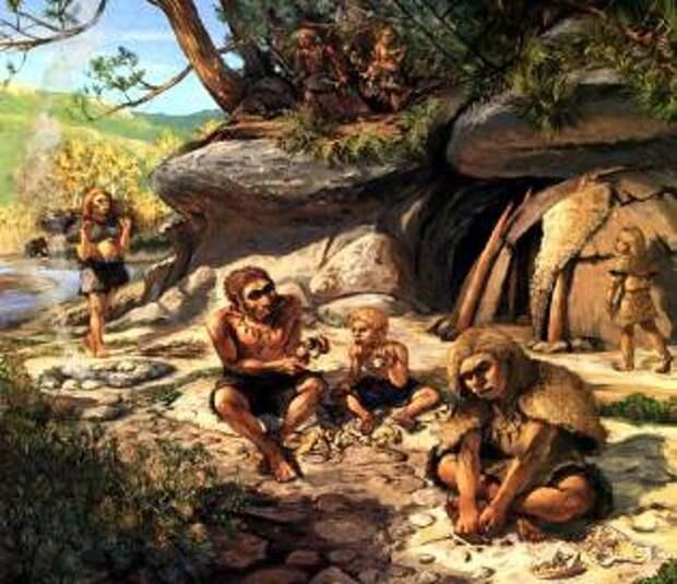 Первые люди на Земле: Земляне или марсиане?