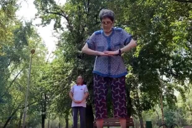 Переболевшие ковидом пенсионеры из Лефортова займутся дыхательной гимнастикой