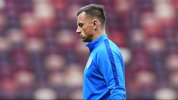 Мандрыкин: «Олич был отличным игроком и человеком. Желаю ему успехов в ЦСКА»