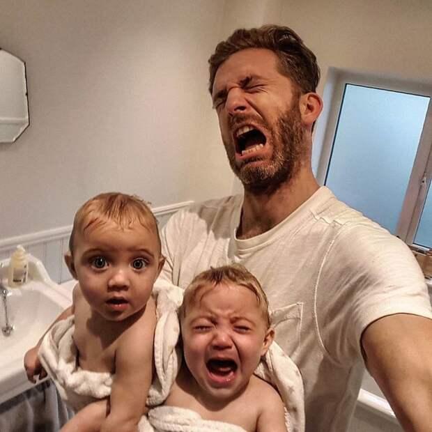 7. Instagram, дети, родительство