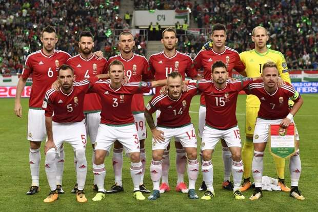 Гид по Евро. Группа F