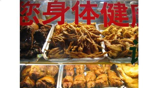 Китай увеличивает закупки куриных лапок в России