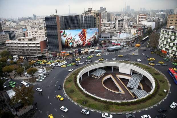 Протесты в Иране: против администрации Роухани, но не за администрацию Трампа
