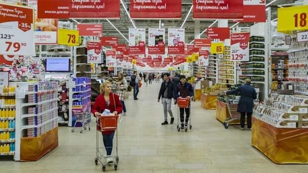 Дептранс Москвы прокомментировал сообщения о возможных перебоях с поставкой продуктов