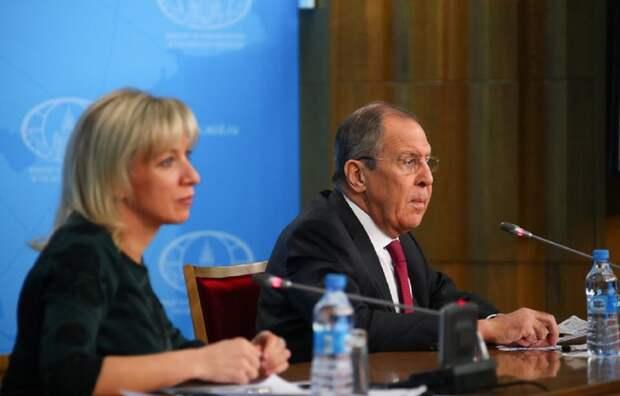 МИД России прокомментировал ситуацию с «Северным потоком-2»
