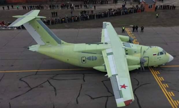 """Пресс-служба """"Ильюшина"""" назвала сроки второго испытательного полёта Ил-112В"""