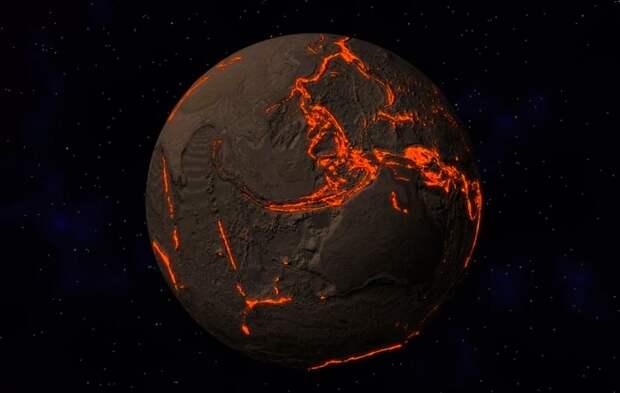 """Ученые выяснили, что Земля """"пожирает"""" собственные океаны"""