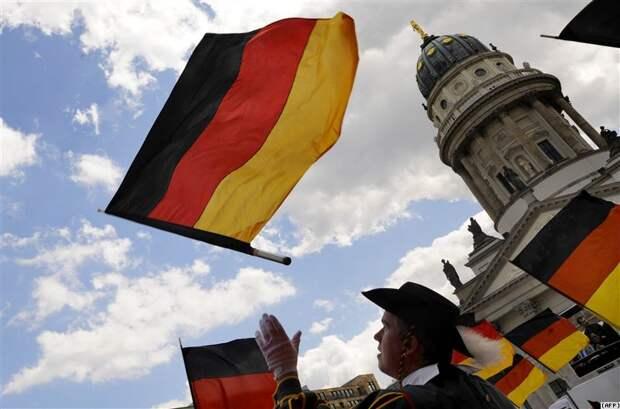 Немцы себе польстили: Русские боятся нас больше, чем ИГ
