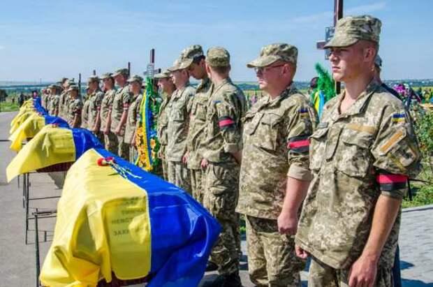 ВСУготовят кземле: подКиевом создадут кладбище длятех, ктопогибнет в«российско-украинской войне» | Русская весна