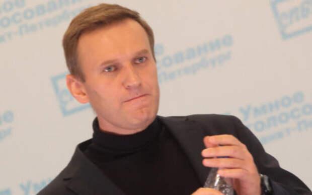 Spiegel: следы отравляющего вещества нашли на бутылке Навального