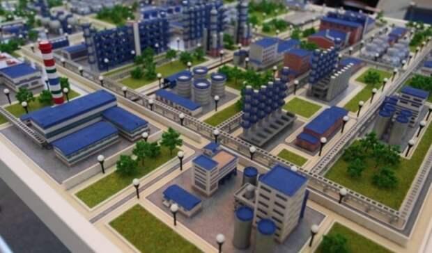 ОЭЗ для развития нефтехимии создается вОмске