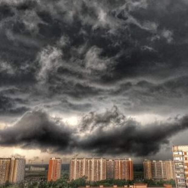 В Уфе в воскресенье может подняться шторм