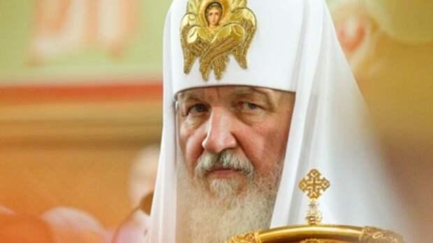 Патриарх Кирилл нашел альтернативу абортам