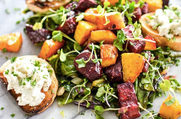 Полезная свекла: 8 блюд на завтрак, обед и ужин