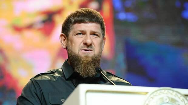 Кадыров оценил санкции США против ФК «Ахмат» и своего фонда