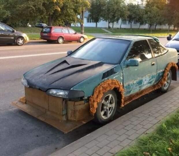 """Для владельцев """"изрядно"""" поддержанных автомобилей, в Кремле придумали новые штрафы..."""