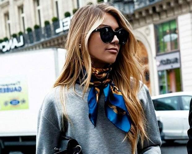 Осенние аксессуары, которые помогут выглядеть стильно. Советы стилиста