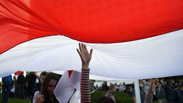 Боевые гомосеки атакуют Белоруссию из Прибалтики
