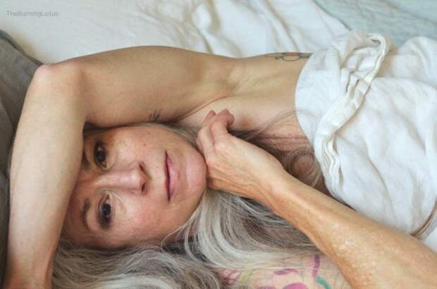 56-летняя американка доказывает, что интимная жизнь может длиться бесконечно