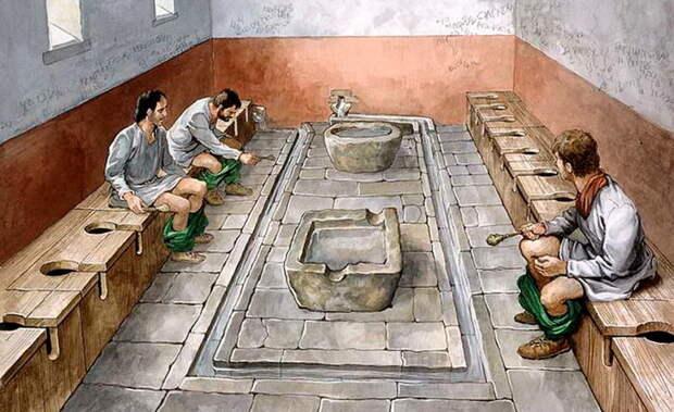 Деньги не пахнут: сбор урины в Древнем Риме