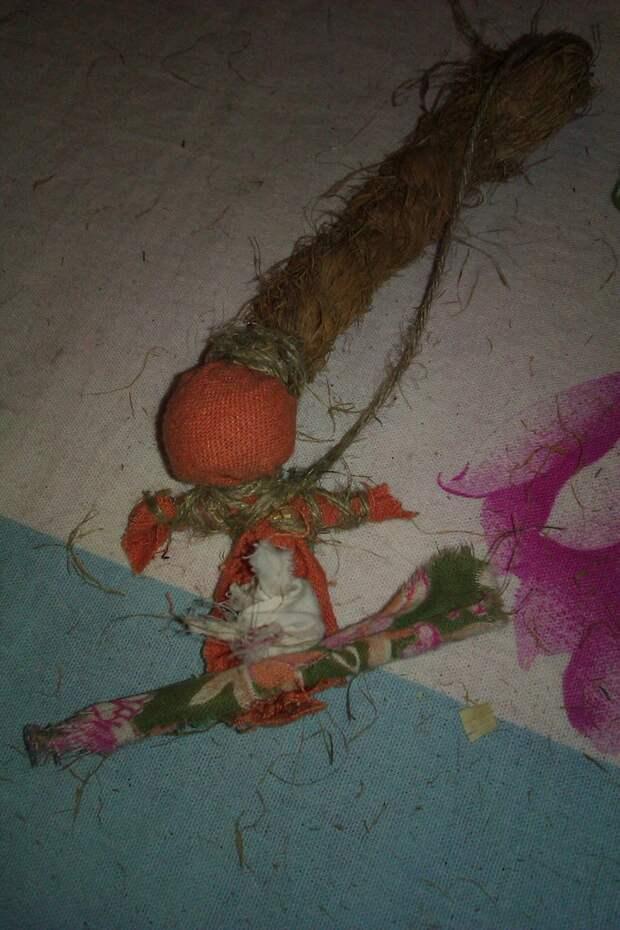 Куколка : материнское благословение