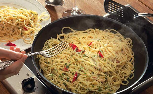 Делаем ужин из двух луковиц. Добавляем к макаронам, но получается вкусно и лук не узнают