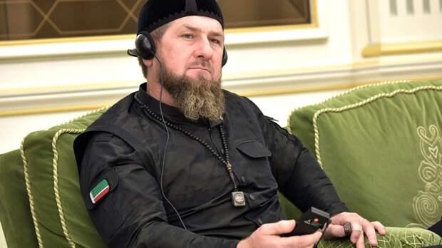 Америка ввела санкции против лошади Кадырова