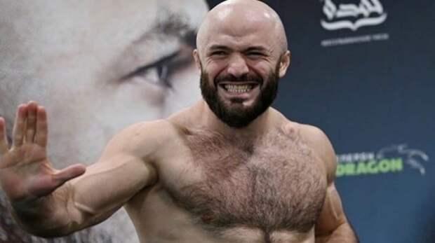Исмаилов ответил назвавшему Нурмагомедова проектом UFC Кадырову