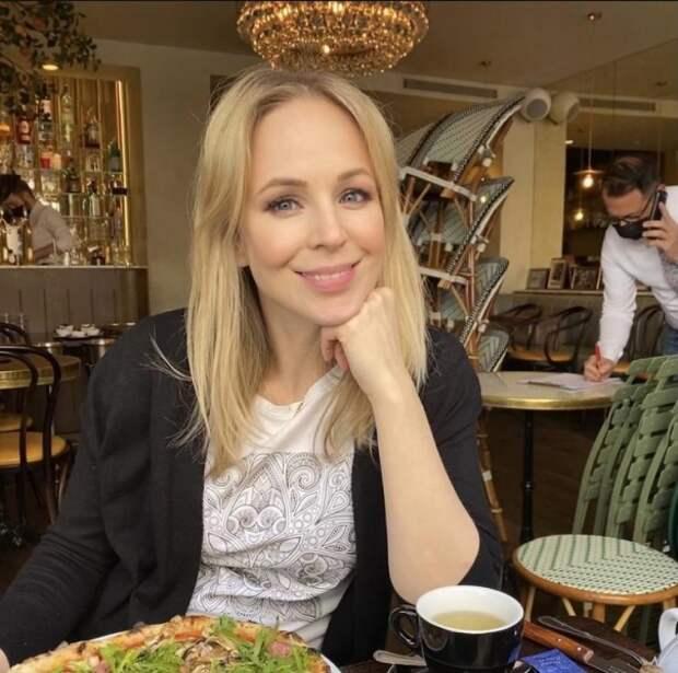 Актриса Ирина Медведева беременна во второй раз