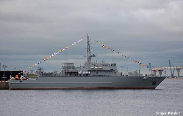 Военный флот России. Грустный взгляд в будущее: минно-тральная катастрофа