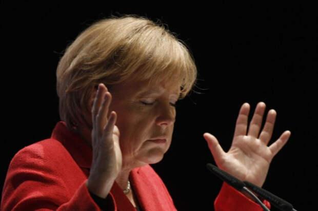 Покаяние Меркель в преддверии 22 июня спровоцировало неожиданную реакцию в России