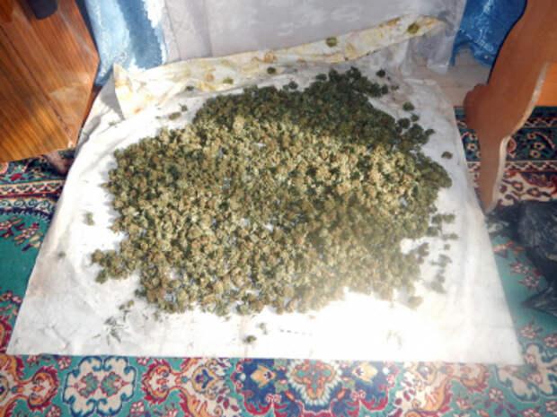 Крымчанин хранил у себя более 2 килограммов наркотиков