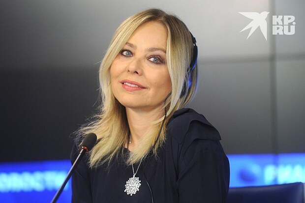 Никаса Сафронова поздравила Орнелла Мути