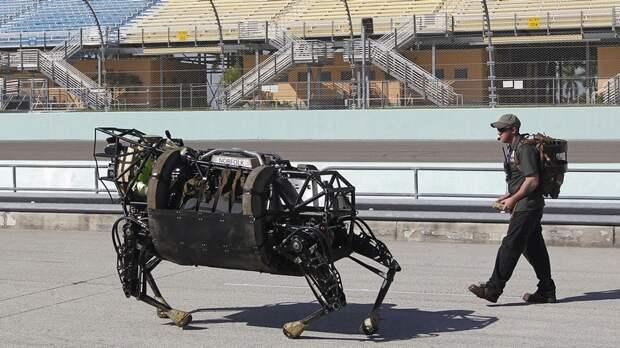 Генерал США: роботы-убийцы могут уничтожить человечество
