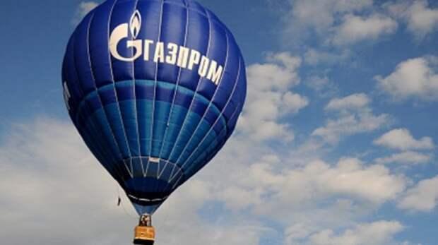 """Капитализация """"Газпрома"""" стала крупнейшей в России"""