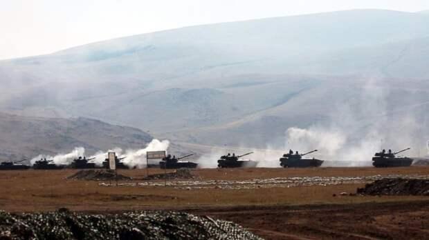Общественности показали царящий в Нагорном Карабахе ужас