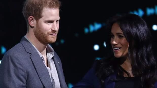 Первое свидание принца Гарри и Меган Маркл прошло в магазине
