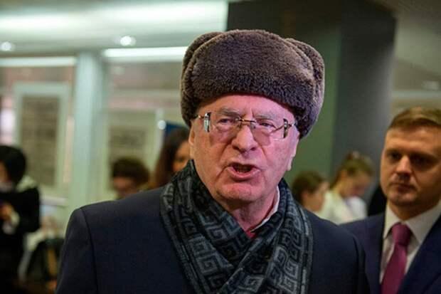 Жириновский попытался оправдаться за своё обращение к россиянам словами «холопы» и «крепостные»