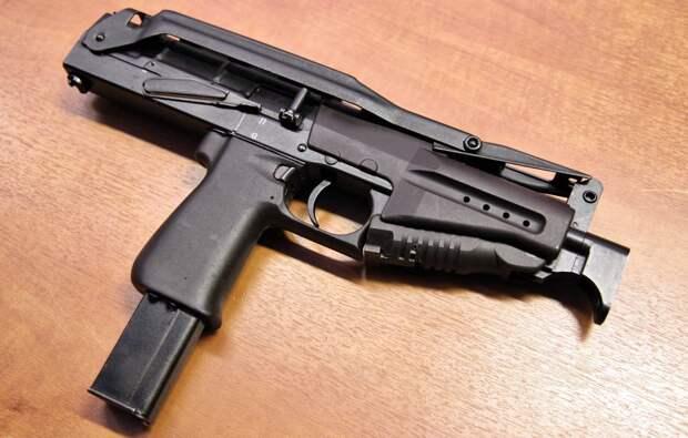 Пистолет-пулемёт СР-2 – оружие повышенной эффективности