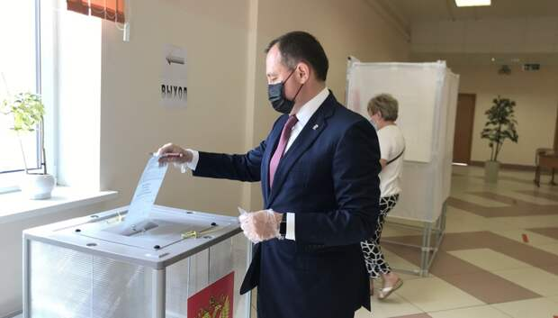 Депутаты Мособлдумы проголосовали в первый день по поправкам в Конституцию РФ