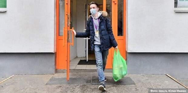 В Москве закрыли еще 13 магазинов за нарушения масочного режима. Фото: Ю. Иванко mos.ru