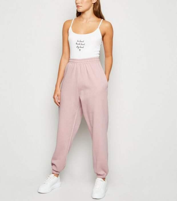 Спортивные штаны женские: с чем носить, как сочетать