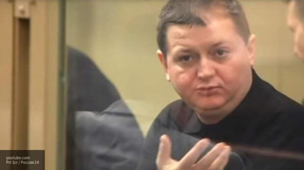 Элитную камеру осужденного за убийство Цеповяза показали на видео
