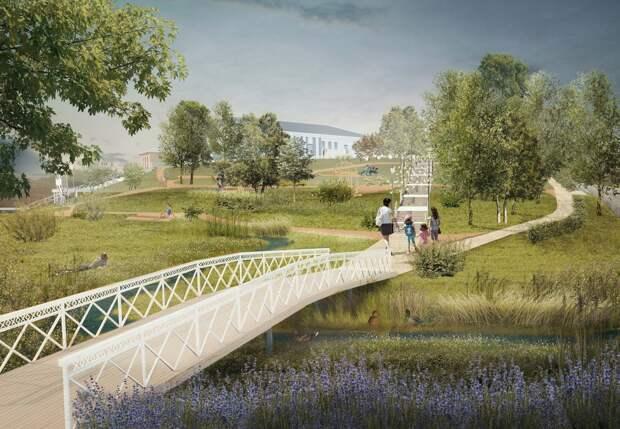 Архитекторы Удмуртии презентовали проект благоустройства самой высокой точки в Шаркане